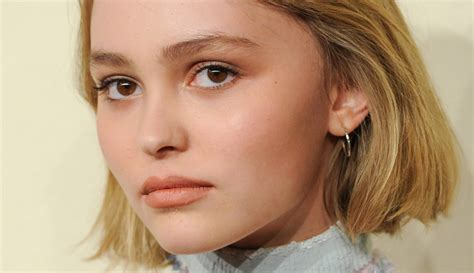 Lily-Rose Depp comes out as sexually fluid on Instagram