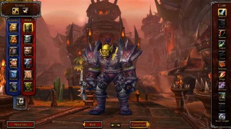 World of Warcraft's handsome new character models in