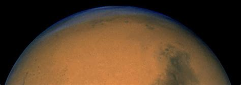 Did Mars Have an 'Original' Atmosphere?   The Institute