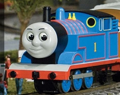 Thomas the Train is chugging his way back to