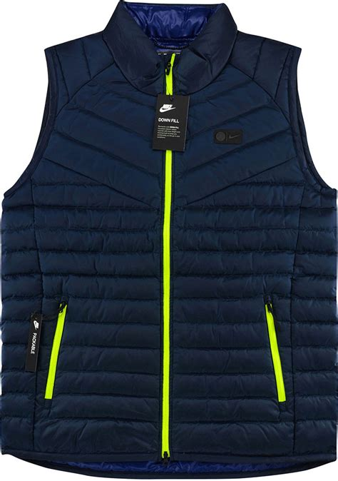 2018-19 Manchester City Player Issue Padded Vest/Gilet