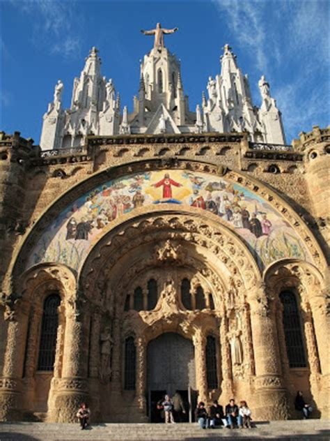Pictures of Churches: Churches In Barcelona - Spain