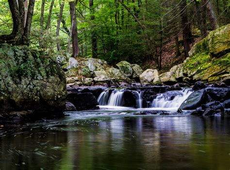 These 12 Hidden Waterfalls In New Jersey Will Take Your