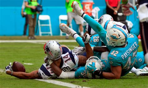 Instant analysis: Patriots blowout Dolphins, prove they're