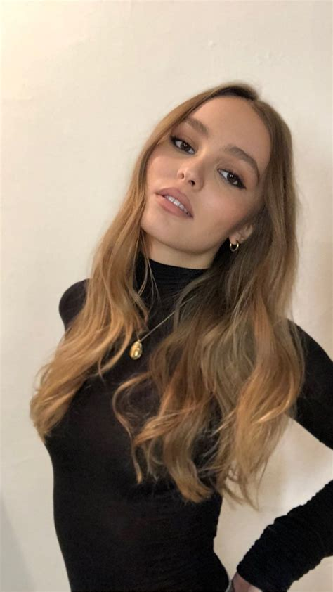 Lily-Rose Depp Sexy | The Fappening