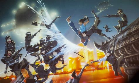 The Legend of Korra: Second Trailer of the 2nd Book Published!