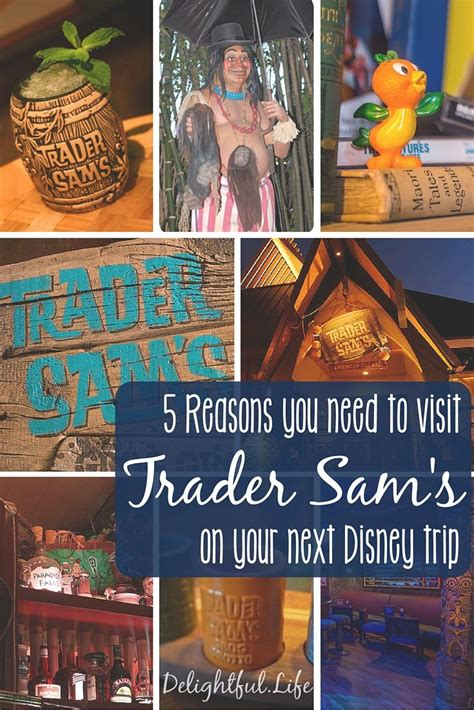 5 Reasons Trader Sam's is a must-do on your next Disney