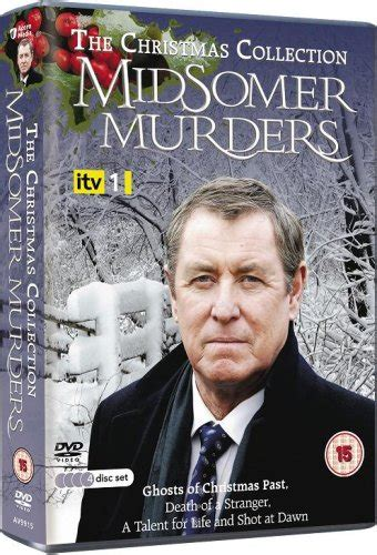 Inspector Barnaby – Midsomer Murders – The Christmas