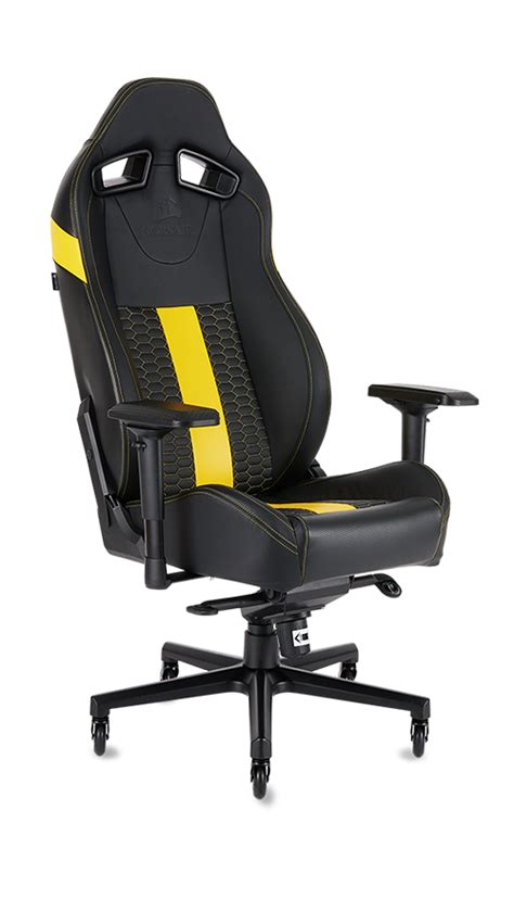 CORSAIR GAMING CHAIRS: INSPIRED BY RACING