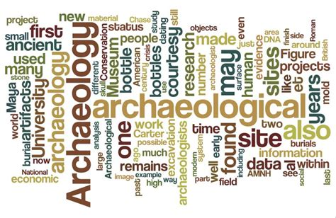 Home - Archaeology - Research Guides at University of