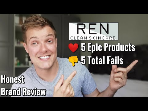 REN Perfect Canvas Silicone Free Skin Finishing Serum Review