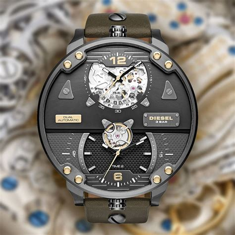 """""""Diesel Goes Mechanical! The First Ever Limited Edition"""
