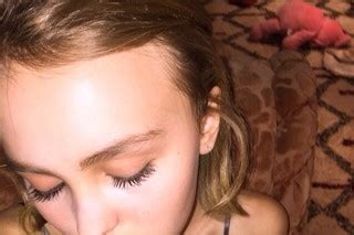 See the best of Lily Rose Depp's deleted Instagram posts