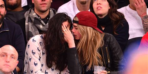 Michelle Rodriguez, Cara Delevingne Get Very Cuddly At New