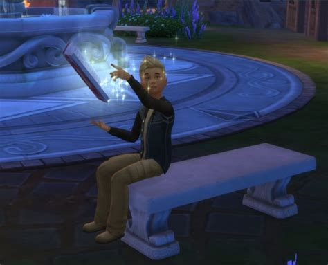 Mod The Sims: Spellcaster Child can Using Magic by